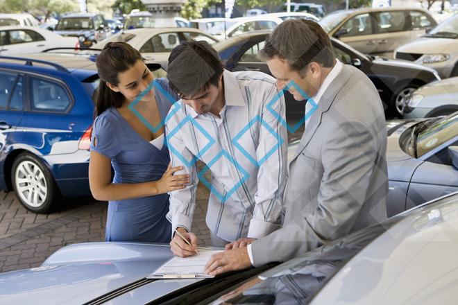 Автокредит: покупаем машину в салоне