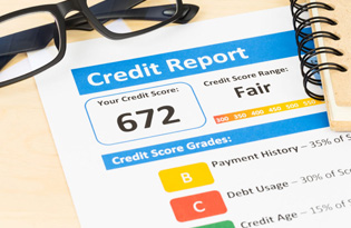 Что такое кредитный скоринг истории заёмщика?