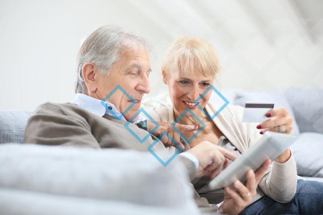 Микрозайм пенсионерам на кредитную карту