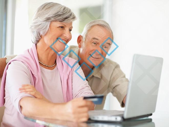 Где можно подать онлайн-заявку на кредит пенсионеру