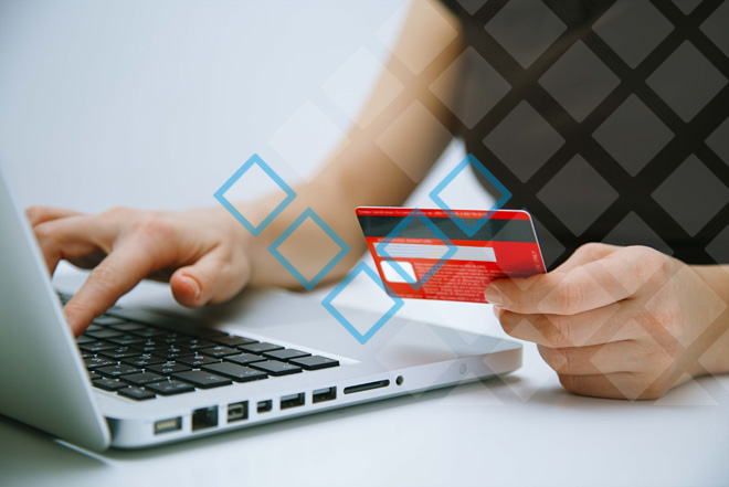 Оплата кредиткой через интернет: особенности