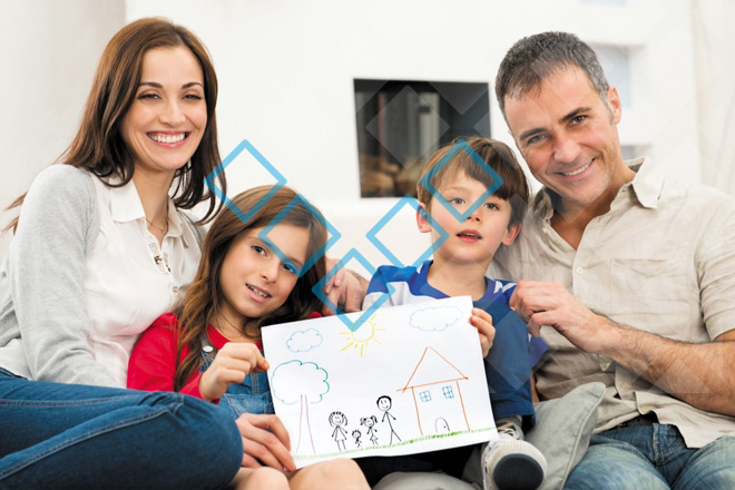Льготная ипотека для многодетных семей под 6% от Сбербанка