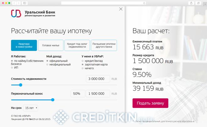 Инструкция по получению кредита