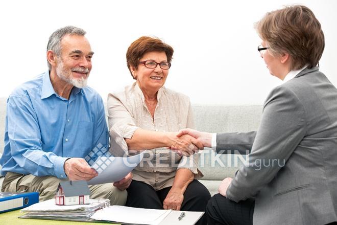 Как взять в РСХБ ипотечный кредит пенсионеру
