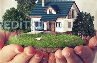 Правила оформления ипотечного кредита на покупку дома с земельным участком
