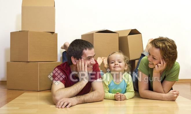Регистрация ребенка и третьих лиц в ипотечной квартире Сбербанка